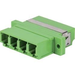 Sklopka za optična vlakna Intellinet 760591 zelene barve