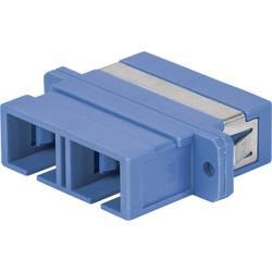 Sklopka za optična vlakna Intellinet 760638 modre barve