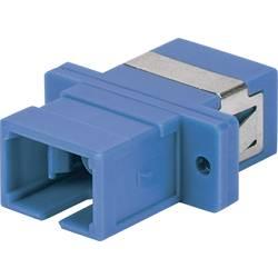 Sklopka za optična vlakna Intellinet 760607 modre barve