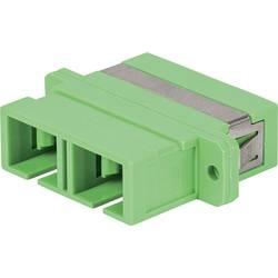 Sklopka za optična vlakna Intellinet 760645 zelene barve