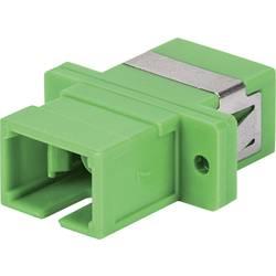 Sklopka za optična vlakna Intellinet 760621 zelene barve