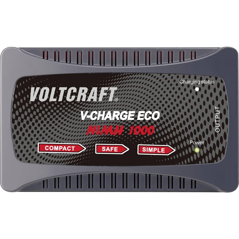 Napajalnik za modelarstvo 230 V 1 A VOLTCRAFT Eco NiMh 1000 NiMH, NiCd
