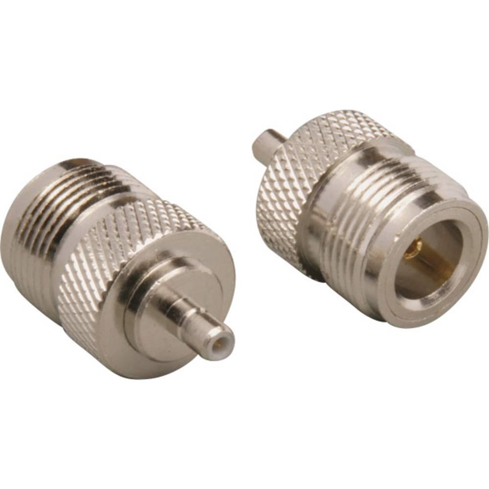 SMB-adapter SMB - N-tilslutning BKL Electronic 0411052 1 stk