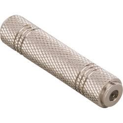 Klinken adapter, klinken vtičnica 3.5 mm - klinken vtičnica 3.5 mm stereo, št. polov:4 BKL Electronic 1102051 1 kos