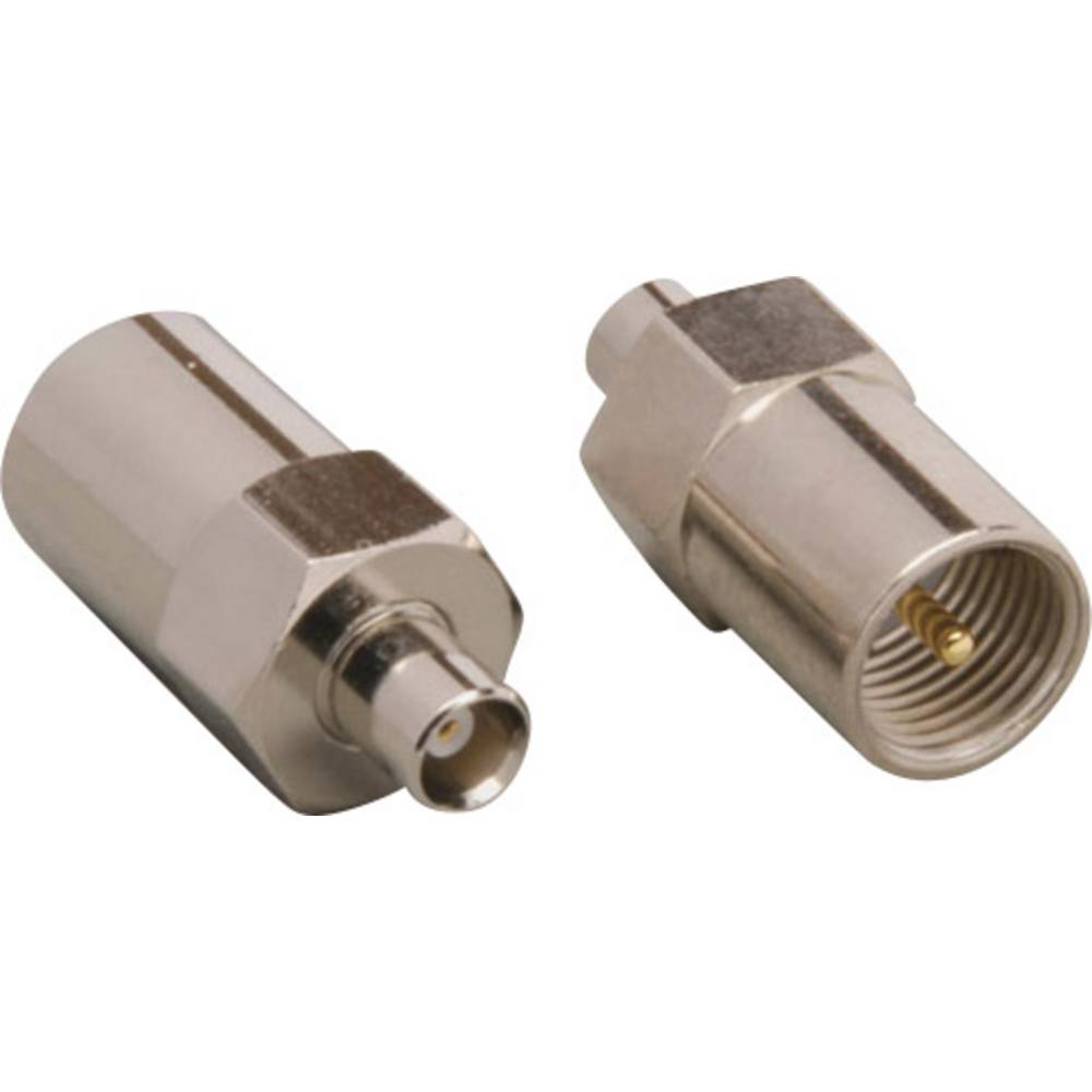 FME-adapter FME-stik - MCX-tilslutning BKL Electronic 0412065 1 stk