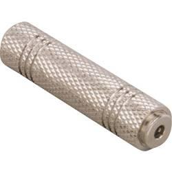 Klinken adapter, klinken vtičnica 2.5 mm - klinken vtičnica 2.5 mm stereo, št. polov:4 BKL Electronic 1102049 1 kos