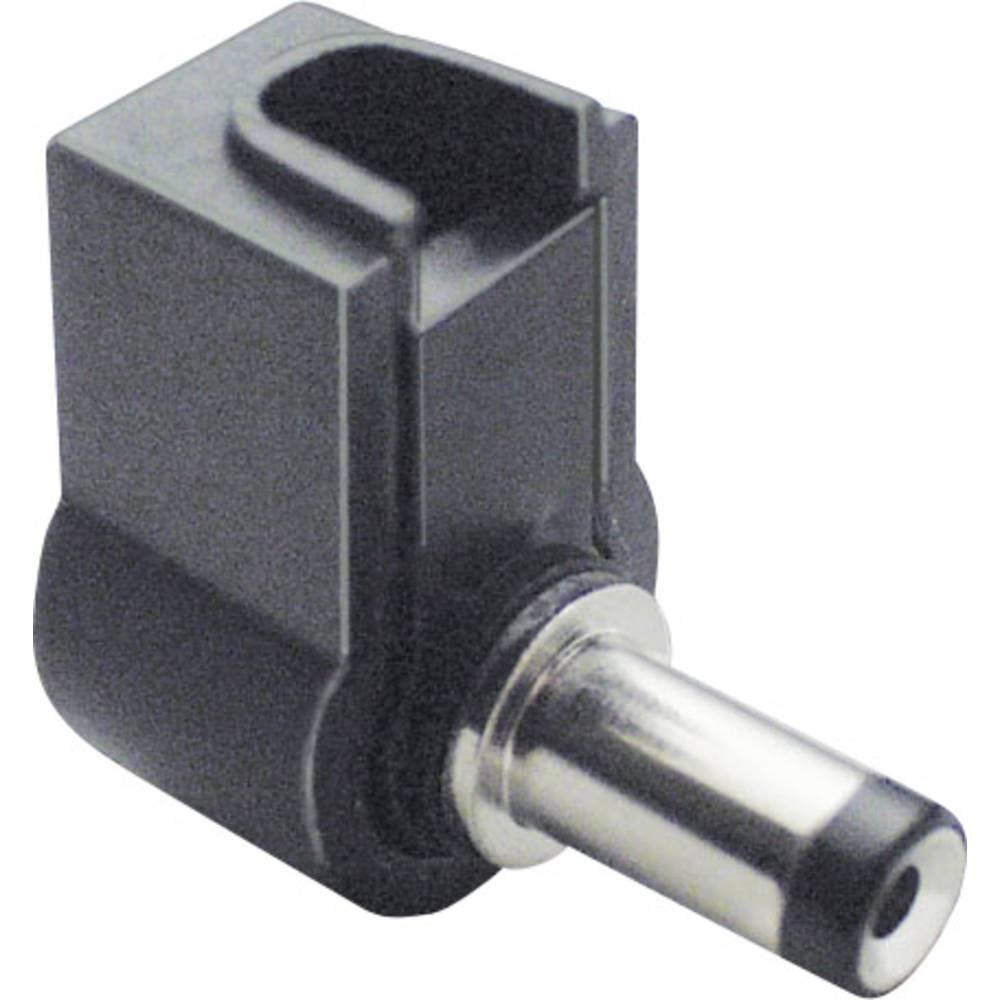 Lavspændingsstik Stik, vinklet 5 mm 1.75 mm BKL Electronic 072679 1 stk