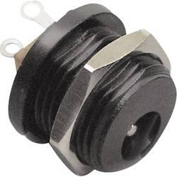 Niskonaponski konektor, utičnica, vertikalna ugradnja 5 mm 2.5 mm TRU Components 1 kom.