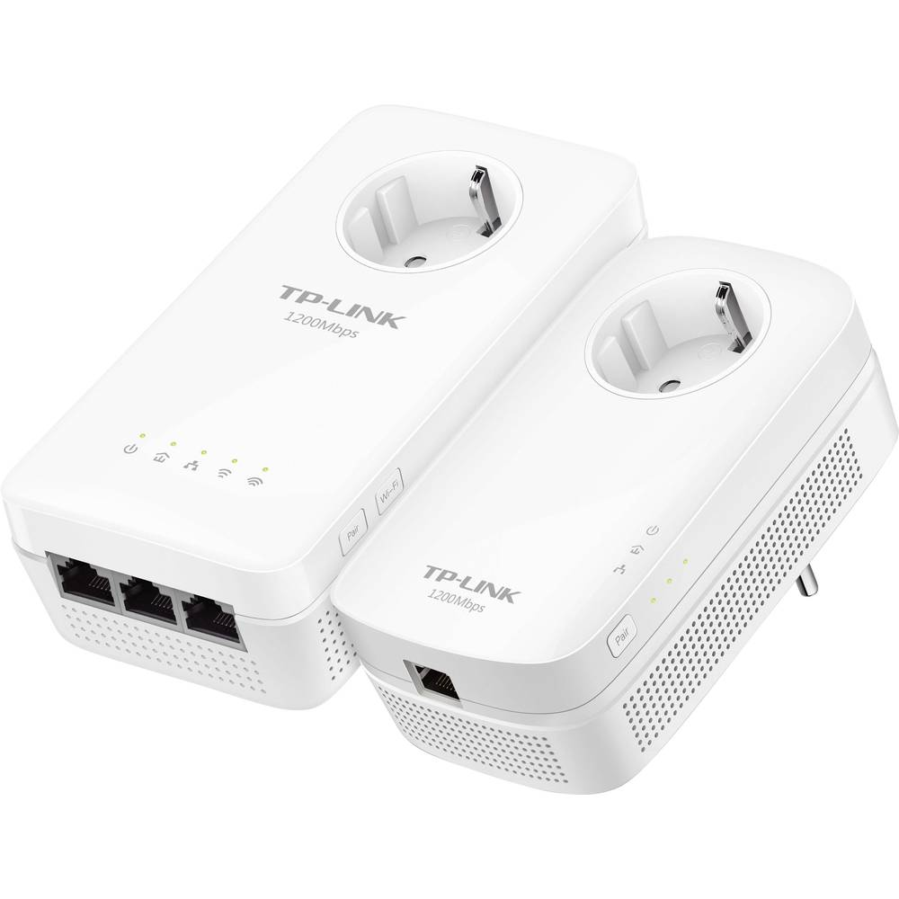 Powerline WLAN začetni komplet 1.2 Gbit/s TP-LINK TL-WPA8630P KIT