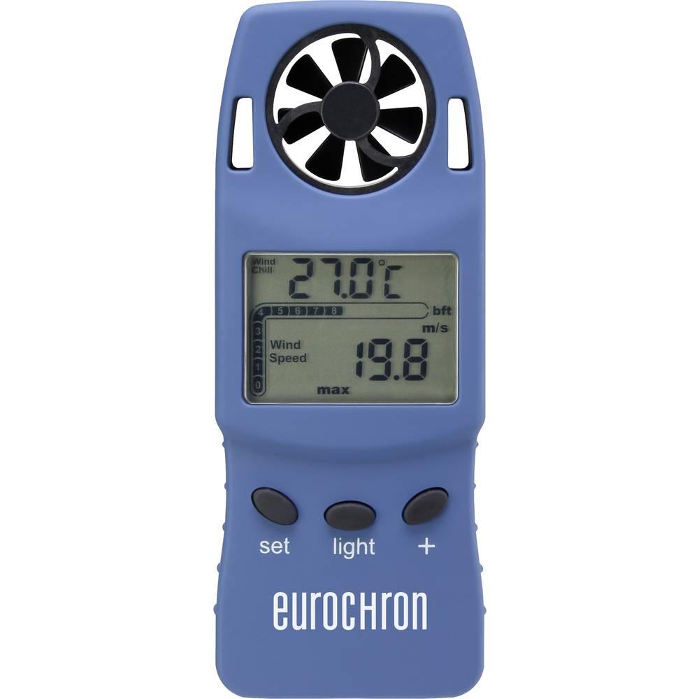 Vremenski merilnik Eurochron WS4003 območje merjenja vetra=0,3 do 30 m/s