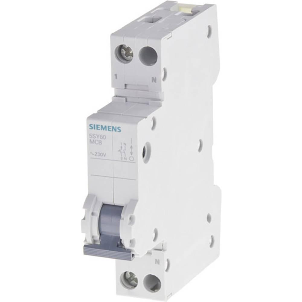 Inštalacijski odklopnik 1-polni 13 A 230 V Siemens 5SY6013-6