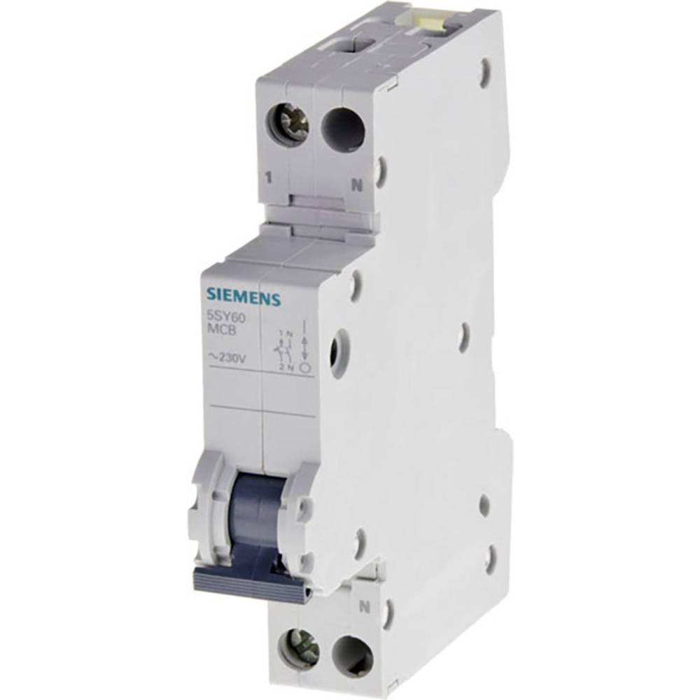 Inštalacijski odklopnik 1-polni 10 A 230 V Siemens 5SY6010-7