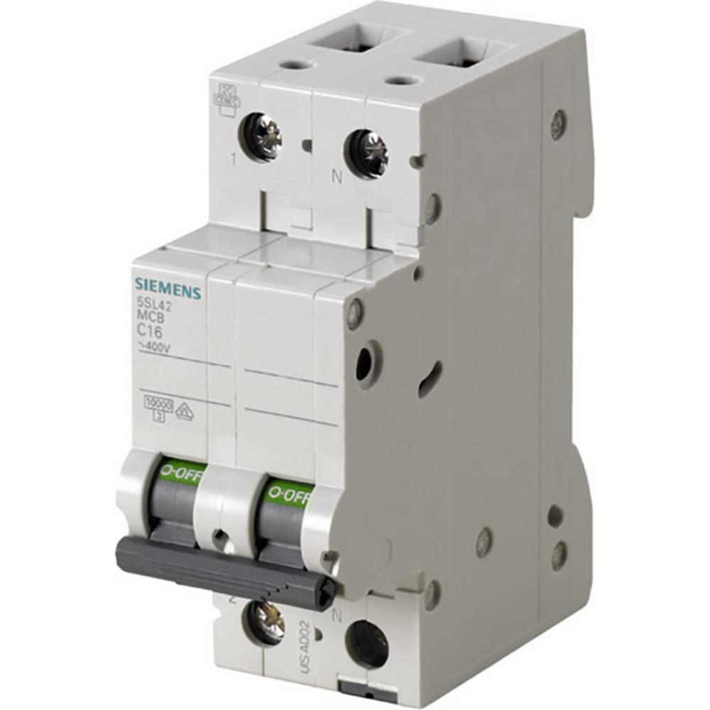 Inštalacijski odklopnik 2-polni 10 A 230 V Siemens 5SL4510-6