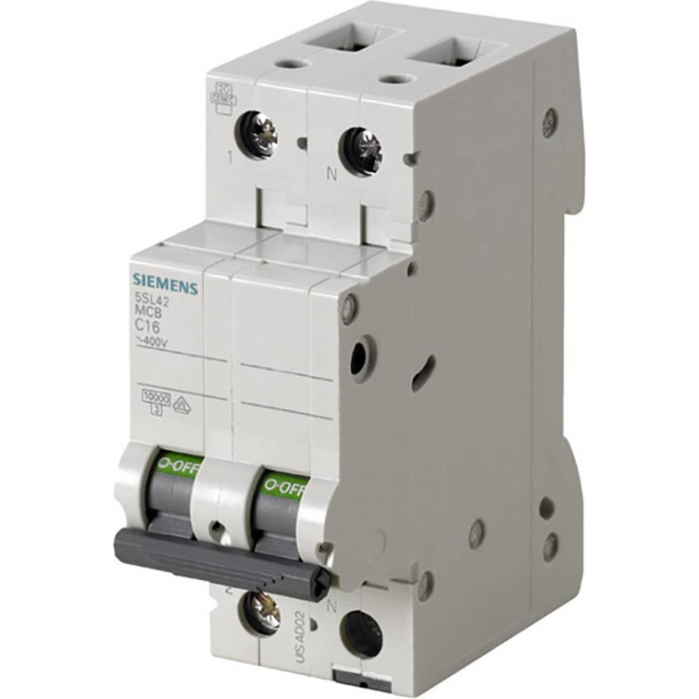 Inštalacijski odklopnik 2-polni 10 A 230 V Siemens 5SL4510-7