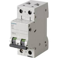 Instalacijski prekidač 2-polni 10 A 230 V Siemens 5SL4510-7