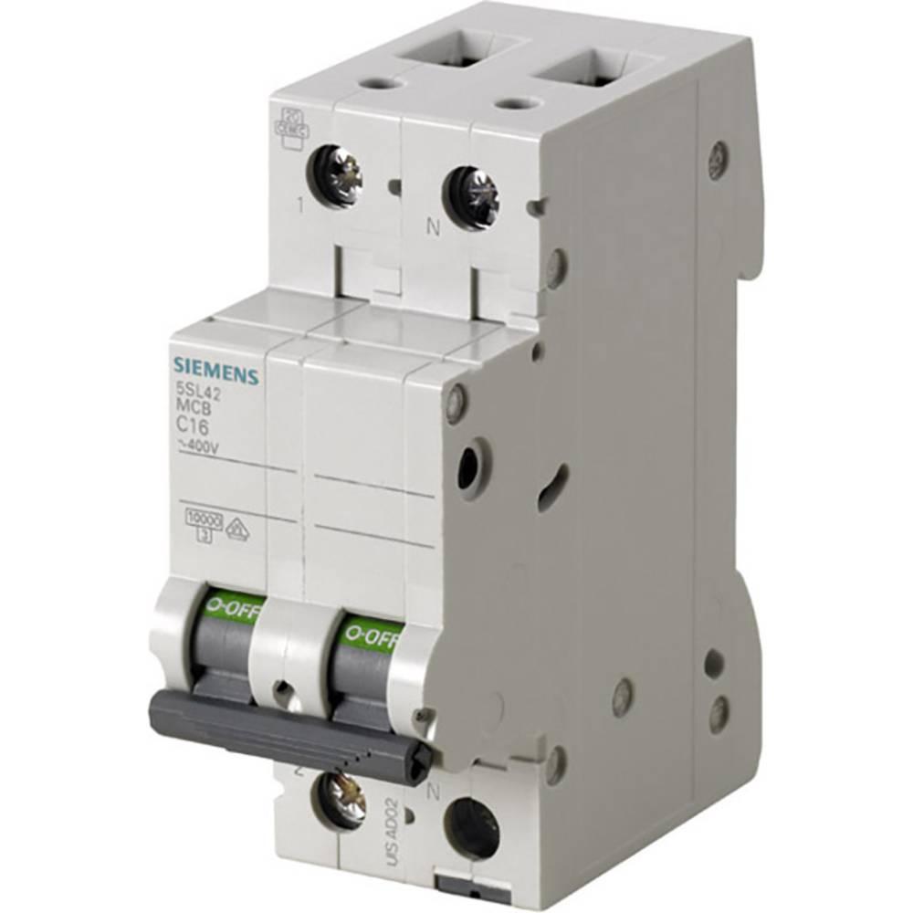 Inštalacijski odklopnik 2-polni 13 A 230 V Siemens 5SL4513-7