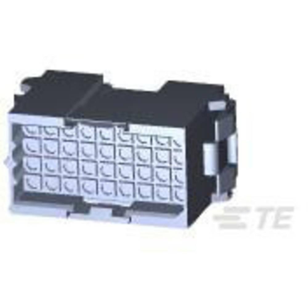 Ohišje kabelskega vtiča, skupno št. polov: 36 TE Connectivity 207020-1 razporeditev kontaktov: 5 mm 1 kos