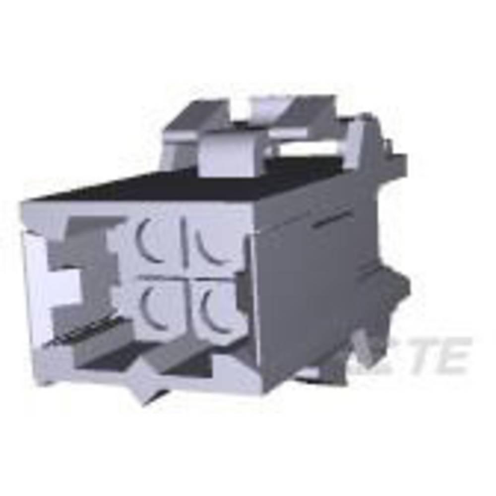 Stiftkabinet-kabel Metrimate (value.1361171) Samlet antal poler 4 TE Connectivity 207016-1 Rastermål: 5 mm 1 stk