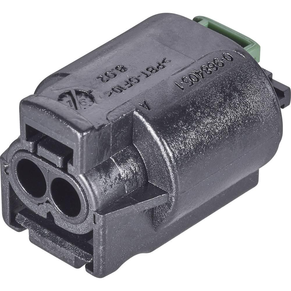 Ohišje kabelske vtičnice, skupno št. polov: 6 TE Connectivity 1-967616-1 1 kos