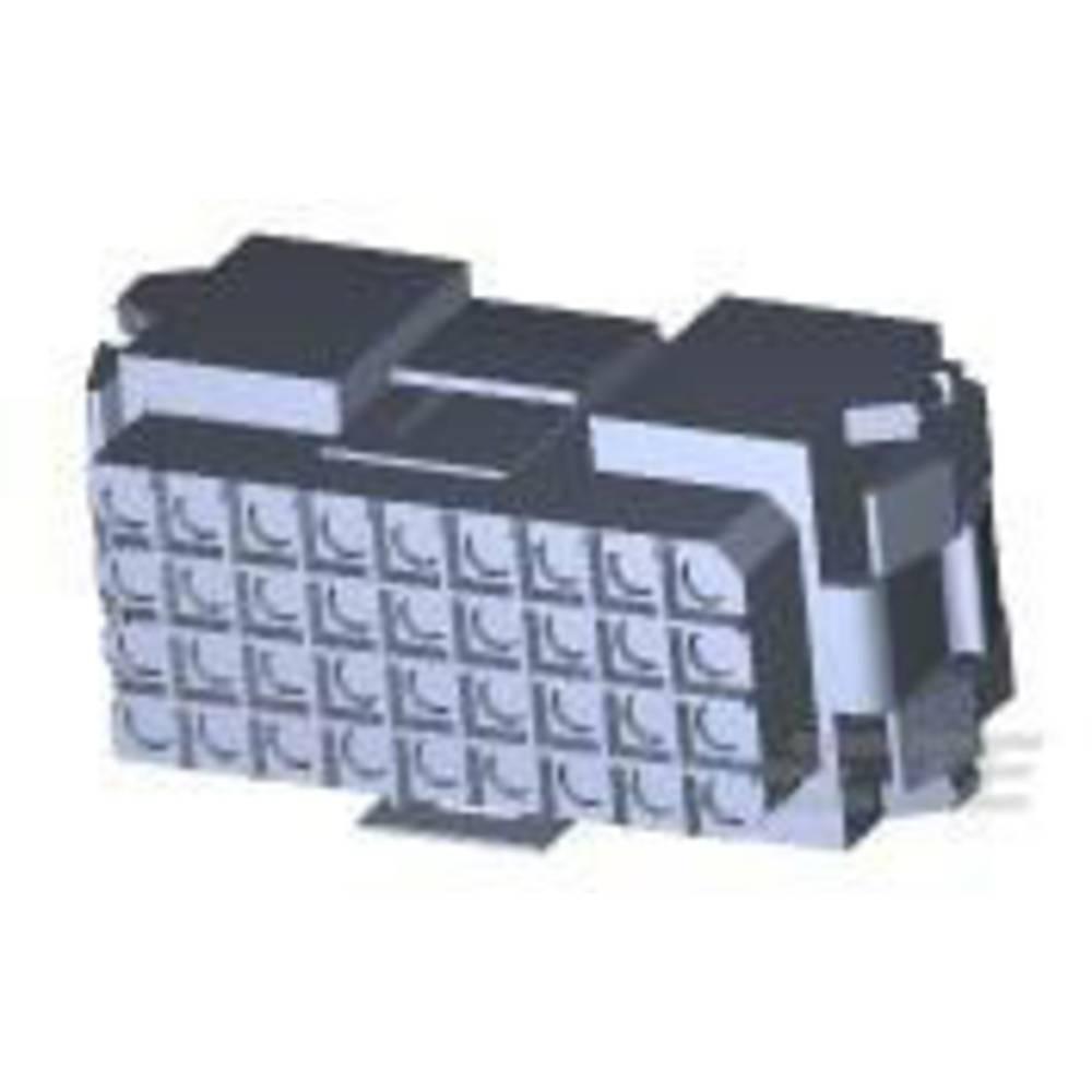 Tilslutningskabinet-kabel Metrimate Samlet antal poler 36 TE Connectivity 207019-1 Rastermål: 5 mm 1 stk