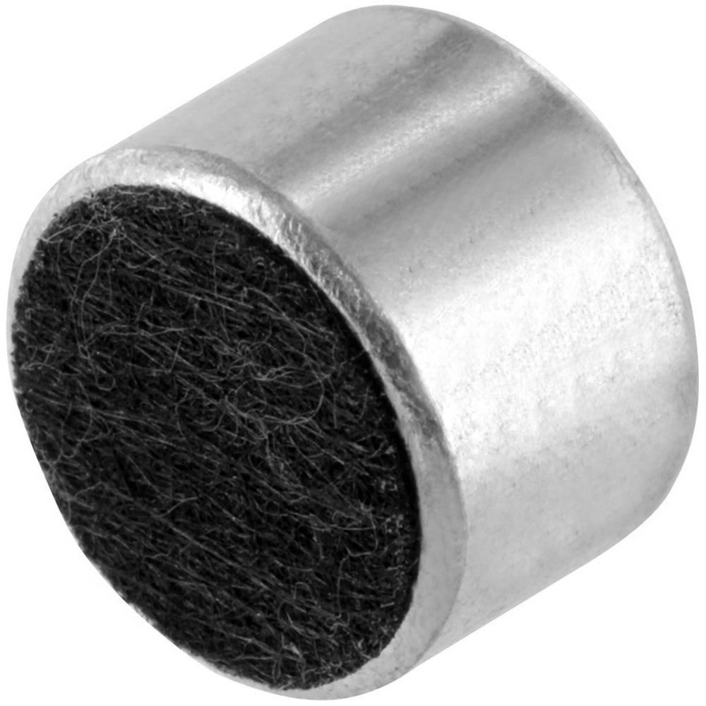 Mikrofonska kapsula, radni napon: 1 - 10 V osjetljivost: -42dB 1KHz 0dB: 1V/pA sadržaj: 1 kom.