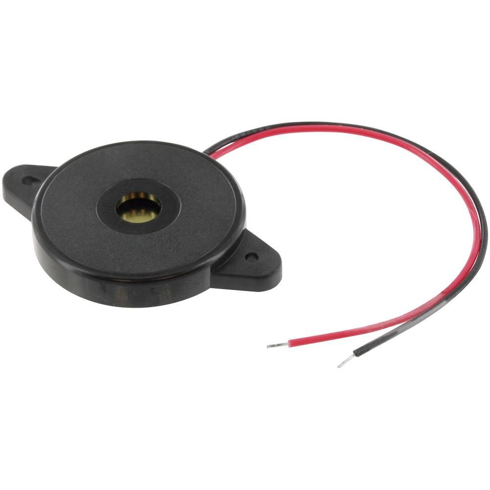 Miniature summer Støjudvikling: 80 dB Spænding: 30 V Kontinuerlig lyd (value.1730255) PSOT3080L 1 stk