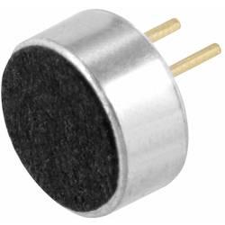 Mikrofon-kapsel 1 - 10 V Frekvensområde=20 til 16000 Hz MK602762PC
