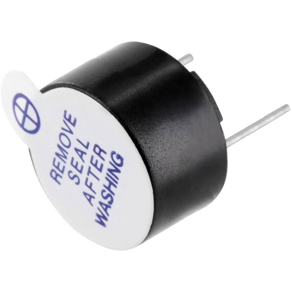 Piezo dajalnik signala, glasnost: 85 dB 4.5 - 5.5 V/DC vsebina: 1 kos