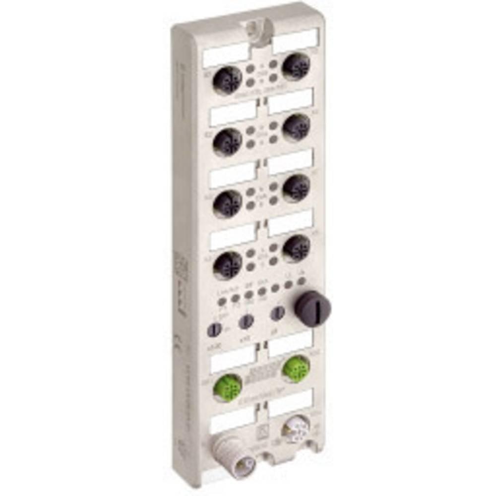 Sensor/Aktorbox aktiv M12-fordeler med metalgevind 0980 ESL 309-121 0980 ESL 309-121 Lumberg Automation 1 stk