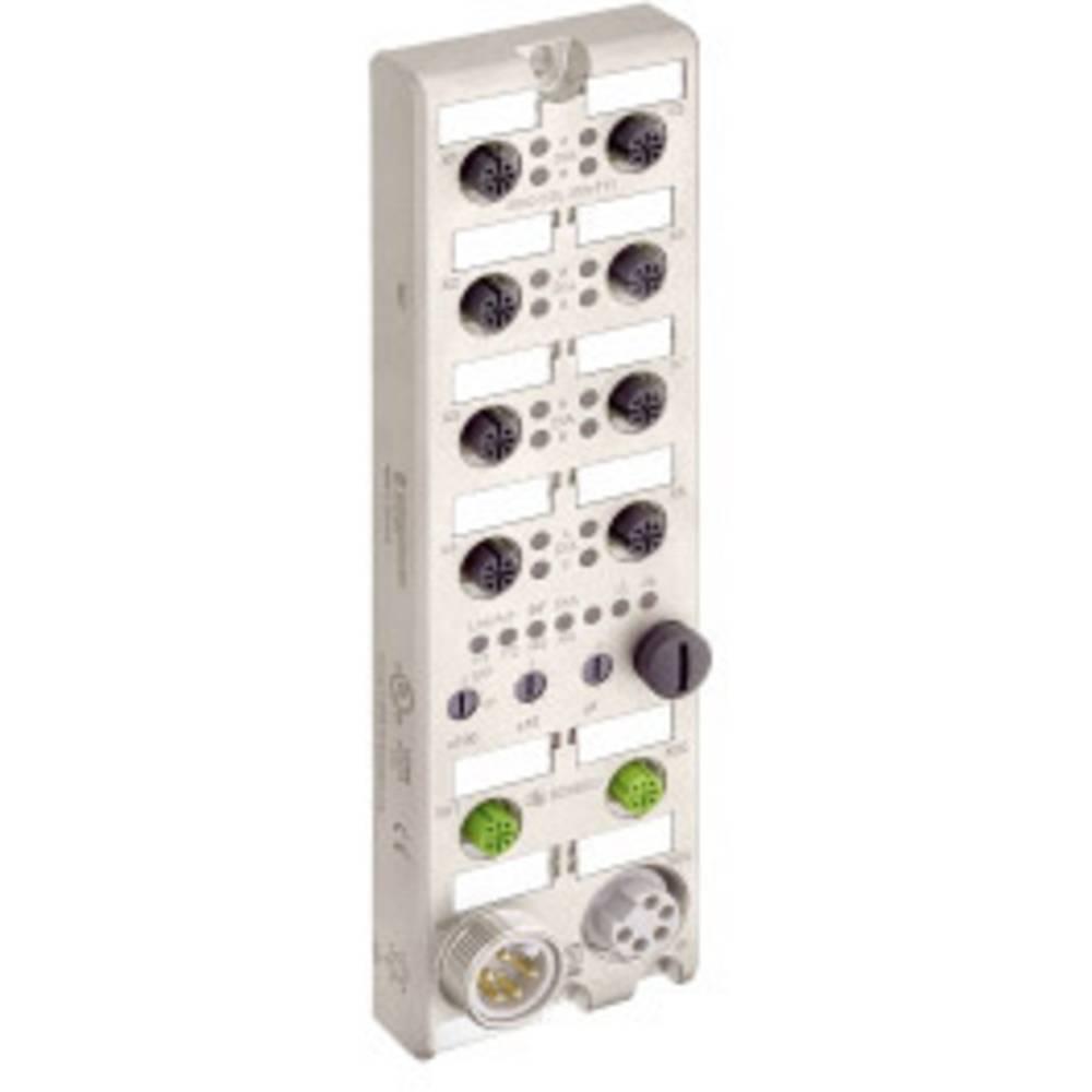 Sensor/Aktorbox aktiv M12-fordeler med metalgevind 0980 ESL 301-111 0980 ESL 301-111 Lumberg Automation 1 stk