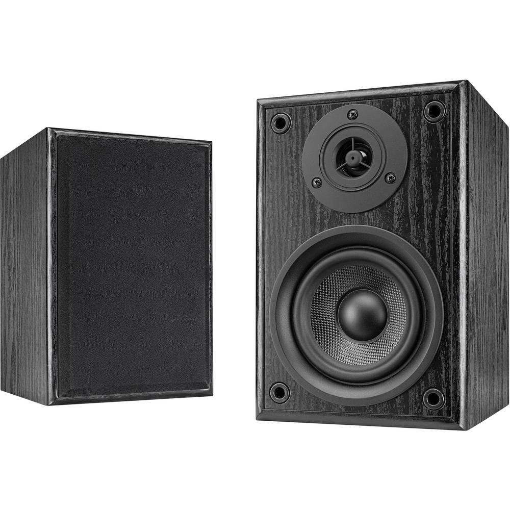 Monitorhögtalare Aktiv 10.1 cm 4  Dual LS 100 10 W 1 par