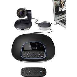 Logitech GROUP full hd-web kamera 1920 x 1080 piksel postolje