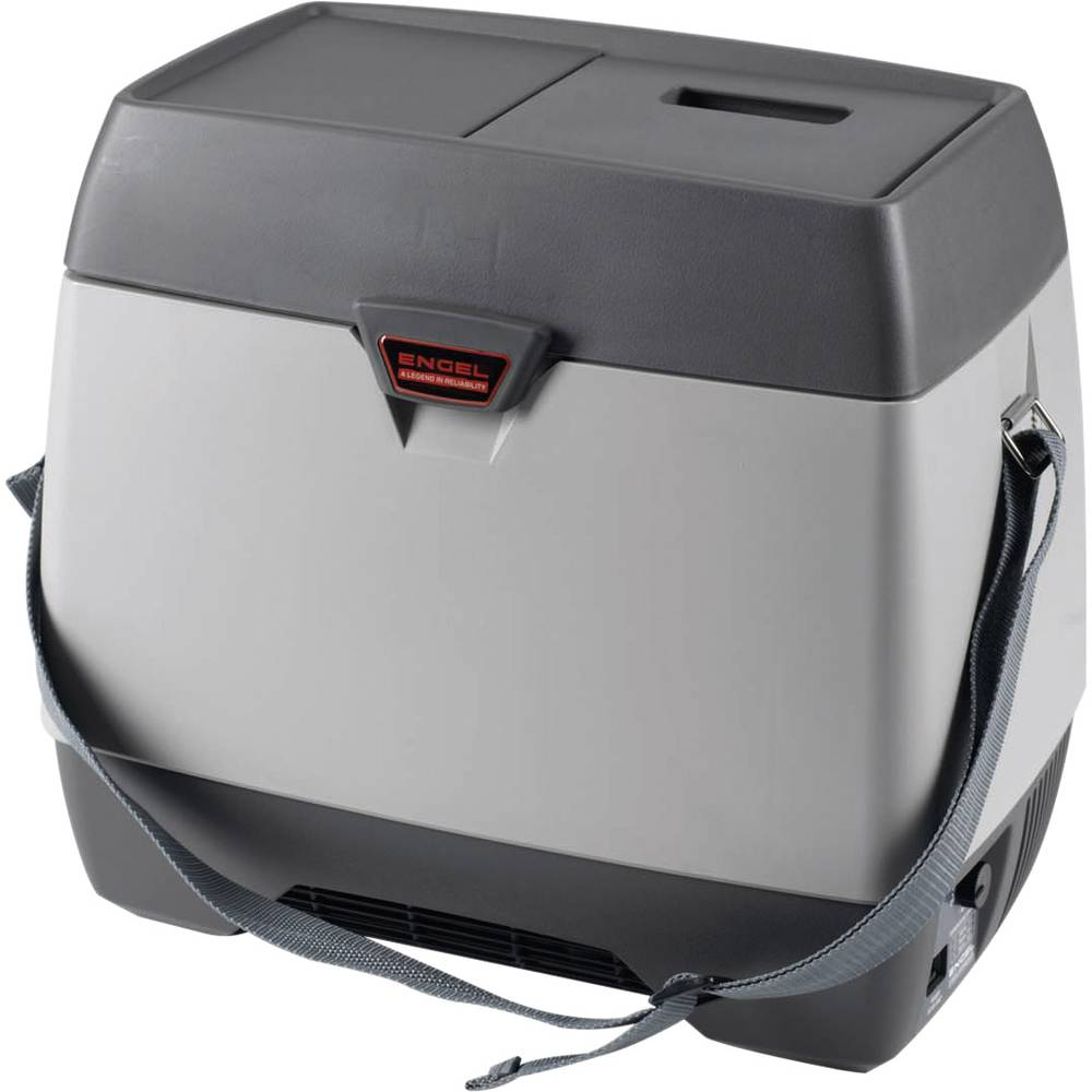 Hladilna torba MD14-F 12 V siva 14 l energ. razred=n.rel. Engel