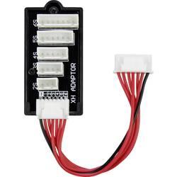 LiPo Balancer Board Utförande laddare: PQ Utförande laddningsbart batteri: XH Lämplig för celler: 2 - 6 VOLTCRAFT