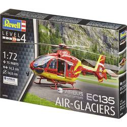 Helikopter byggsats Revell Airbus EC-135 Air-Glaciers 04986 1:72