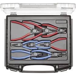 Vzmetne obročne klešče-komplet primerne za zunanje- in notranje obroče 12-25 mm, 19-60 mm 10-25 mm, 19-60 mm v obliki konice rav