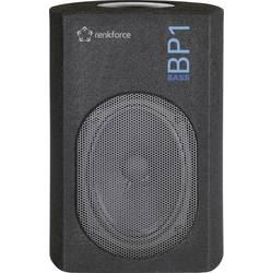 Avtomobilski nizkotonski zvočnik passiv 200 W renkforce Bass BP1