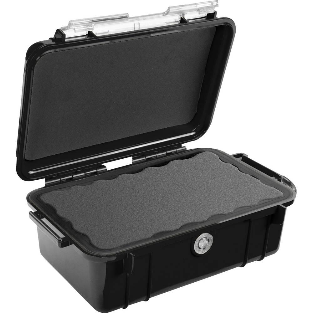 Kutija za korištenje vani 1050 PELI 1 l (Š x V x Db) 191 x 79 x 129 mm crna 1050-025-110E