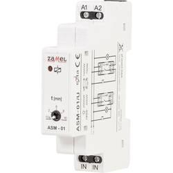 Stikalo za luč za na stopnišče, analogno iz umetne mase 16 A 1 ključ 12 V, 24 V, 230 V Zamel ASM-01/U