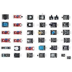 Sensorkit 37 in 1 Sensor Kit für Arduino™ Passar till: Arduino