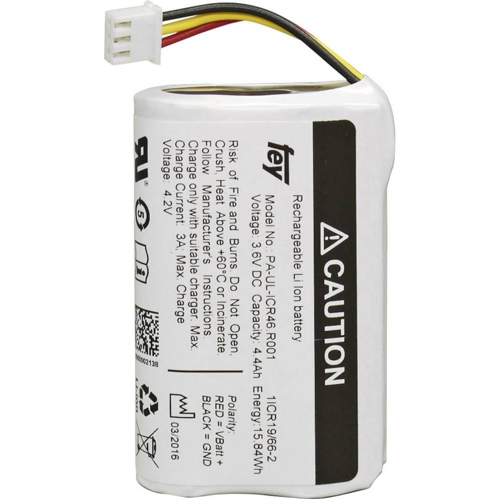 Akumulatorski komplet 18650 vtič Li-Ion Fey Elektronik,nik NCR-18650BF 3.6 V 6700 mAh