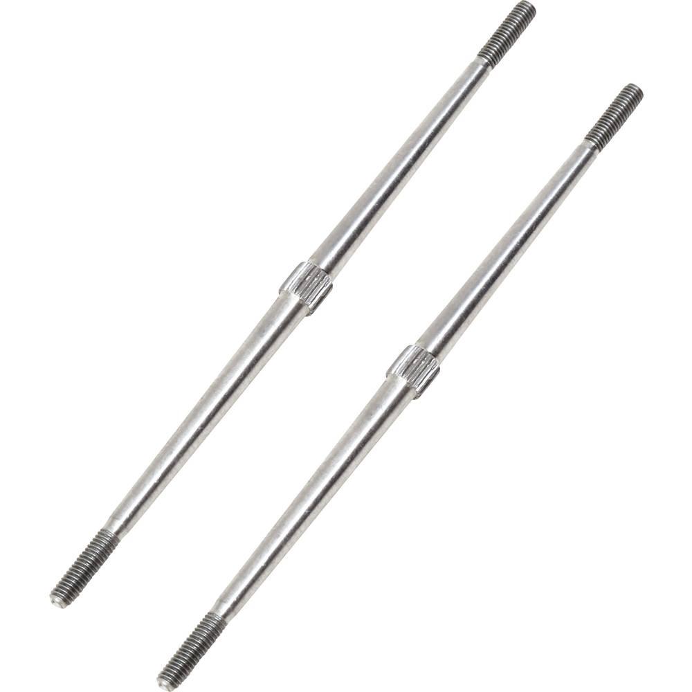Reely HY016-00904 aluminijasta krmilna gred, levo/desno, navoj M3 x 100 mm