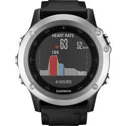GPS športna ura Garmin fenix 3 HR Bluetooth srebrna