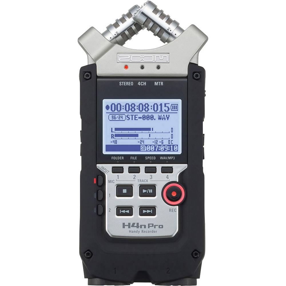Mobilni avdio-snemalnik Zoom H4nPro črno/sive barve