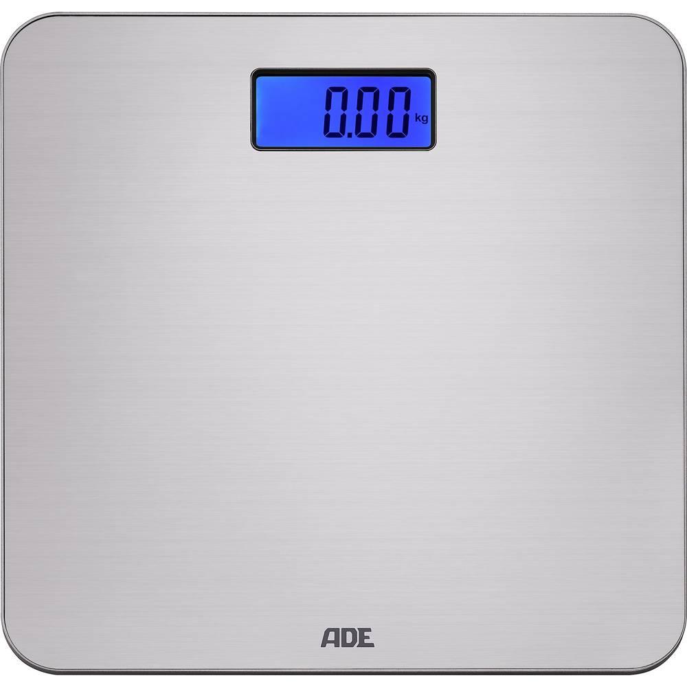 Digitalnana osebna tehtnica ADE BE 1504 Chloe obseg tehtanja (maks.)=150 kg srebrna