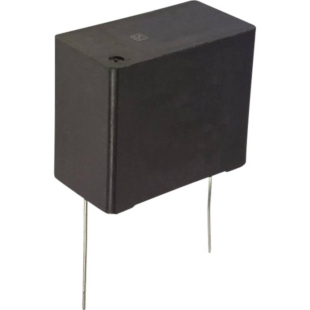 Folijski kondenzator, radijalno ožičen 1.5 µF 275 V/AC 20 % 27.5 mm (D x Š) 30.5 mm x 16.5 mm Panasonic ECQ-U2A155ML 1 kom
