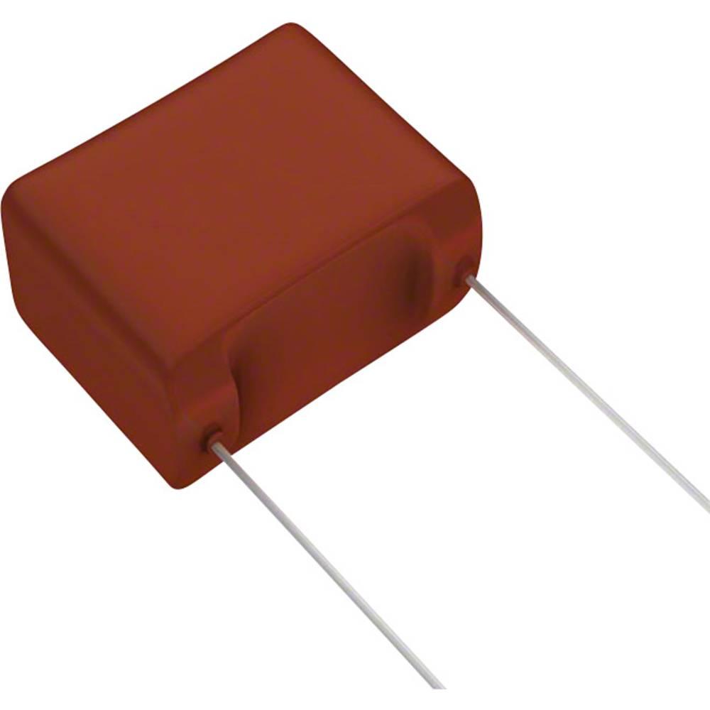 Folijski kondenzator, radialno ožičen 2.2 µF 630 V/DC 5 % 22.5 mm (D x Š) 26 mm x 16.3 mm Panasonic ECW-FA2J225J 1 kos