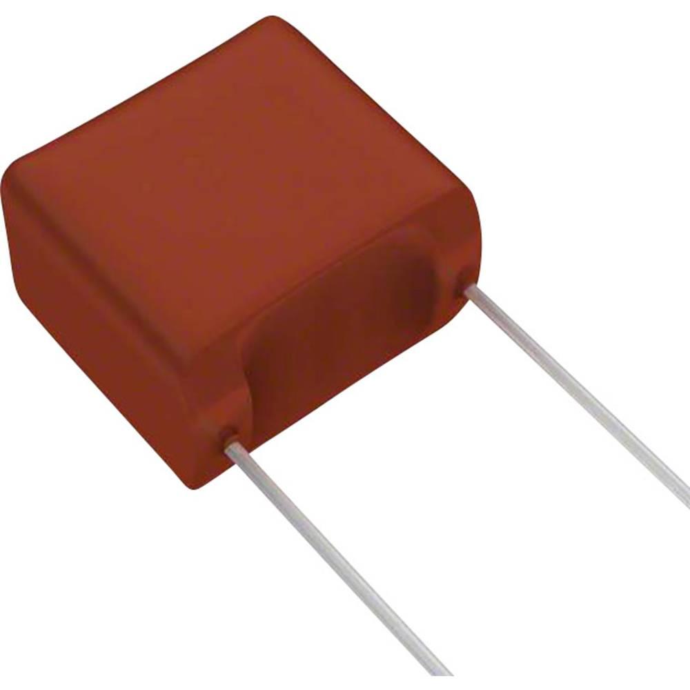 Folijski kondenzator, radijalno ožičen 2.2 µF 250 V/DC 5 % 15 mm (D x Š) 18.8 mm x 12.6 mm Panasonic ECW-F2225JA 1 kom.