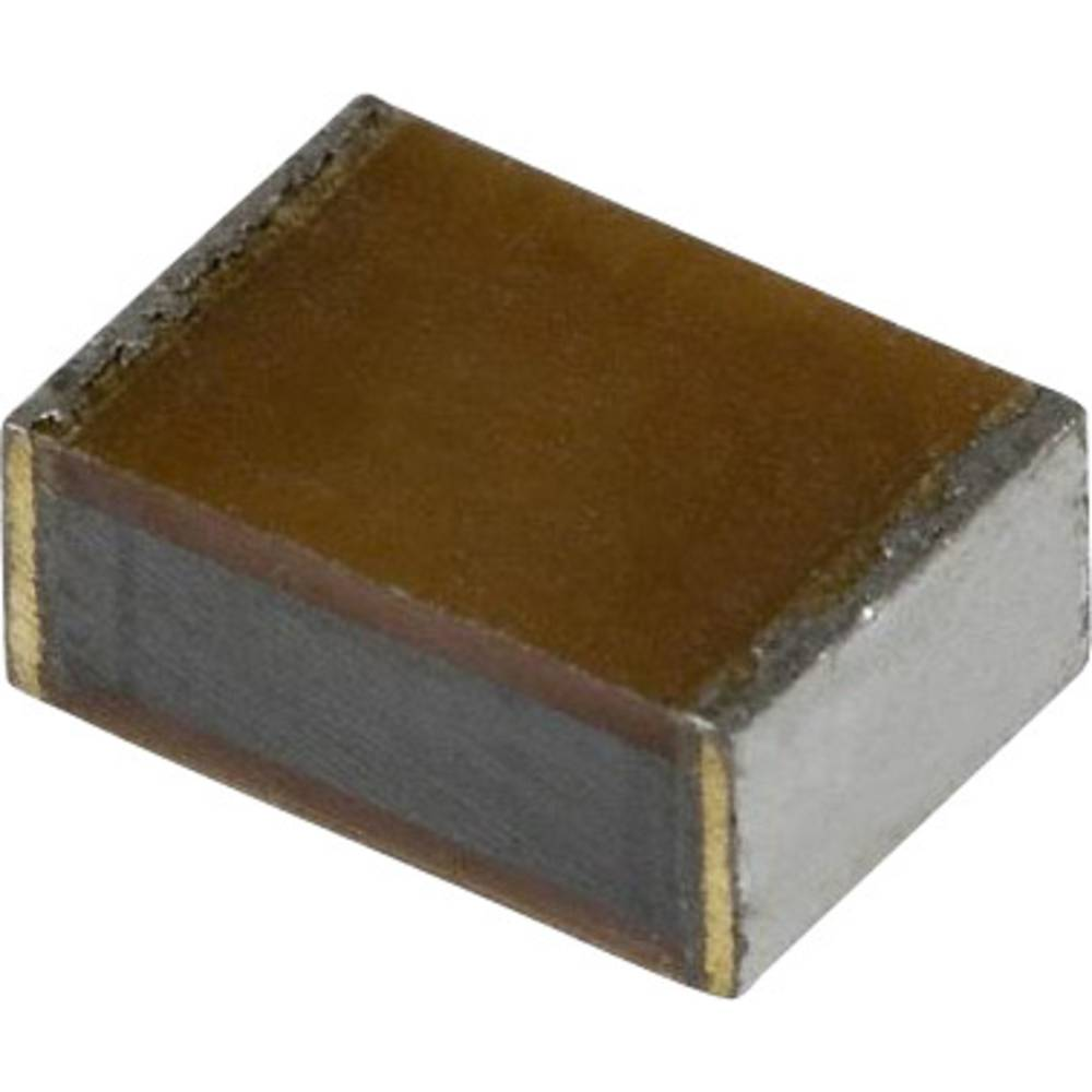 Folijski kondenzator SMD 2820 0.1 µF 100 V/DC 2 % (D x Š) 7.1 mm x 5 mm Panasonic ECH-U1104GC9 1 kom.