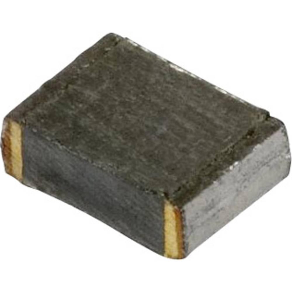 Folijski kondenzator, SMD 1210 0.1 µF 16 V/DC 5 % (D x Š) 3.2 mm x 2.5 mm Panasonic ECH-U1C104JB5 1 kos